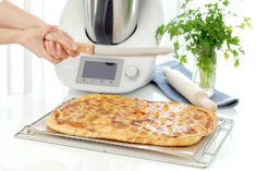 Empanada de masa sin levadura, masa rápida para usar en el momento