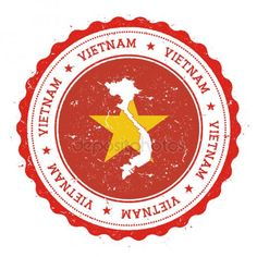 Vietnam Map Grunge World Flag Stamp Car Bumper Sticker Decal x Vietnam Map, Pho Bo, Grunge, Car Bumper Stickers, Flags Of The World, Stamp, Colours, Ebay, Vintage