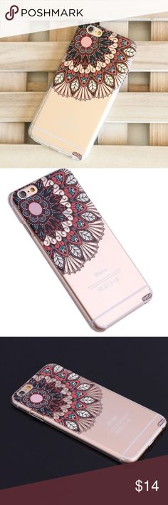 ⚡️⚡️Henna IPhone 6/6S Hard Protective Case Protect your phone from abrasion, scratches, dirt,and damages. This case is shock-absorbing, tear-resistant, skid-proof, anti-scratch, and anti-fingerprints. Full access to all ports, buttons, and cameras without the need to remove the case. Simple snap-on design for easy installation and removal. Brand New Item In Packaging   Package including: 1X Case COVER For iPhone 6 Boutique Accessories Phone Cases