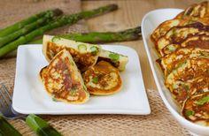 Placuszki ziemniaczane z zielonymi szparagami ⋆ MeCooks Blog How To Make Potatoes, Different Cakes, Potato Cakes, Raw Vegetables, Small Cake, Sauerkraut, Cake Batter, Potato Recipes, How To Make Cake
