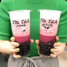 Bubble Tea Menu, Bubble House, Cafe Food, Milk Tea, Belle Photo, Diabetes, Cake Recipes, Bubbles, Korea