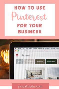 How to Use Pinterest for Your Business Business Inspiration, Business Ideas, Online Marketing, Digital Marketing, Marketing Process, Branding Process, Business Profile, Etsy Business, Pinterest For Business