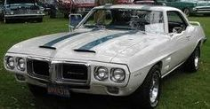 1969 Trans Am the First year for a T/A