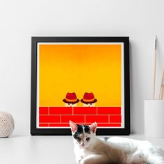 """CAT ME IF YOU CAN on Instagram: """"#catfact of the day: A cat's cerebral cortex contains about twice as many neurons as that of dogs. Cats have300 million neurons, whereas…"""" Cerebral Cortex, Cat Decor, Neurons, Cat Facts, Cat Drawing, Design Art, Canning, Day, Instagram"""
