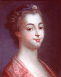 Rose Bertin, Marie Antoinette's dress maker.