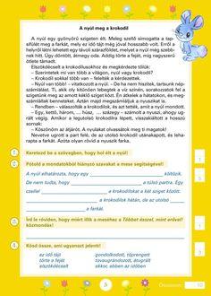 Szövegértést fejlesztõ gyakorlatok - PDF Ingyenes letöltés
