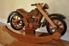 Motorcycle Rocker