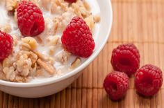 Breakfast raspberries by Puri Martinez on 500px