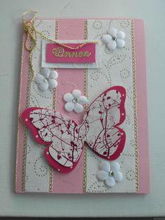 Kortti #48 / Greeting card by Miss Piggy