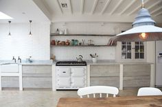 Scandinavian Rennovation - contemporary - kitchen - london - Blakes of London