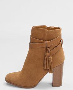 Boots tacco quadrato