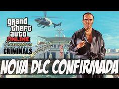 NOVA DLC CONFIRMADA!!! - GTA V - ASSISTA O VÍDEO BR - Executivos e outro...