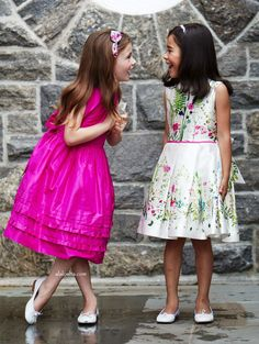 ALALOSHA: VOGUE ENFANTS: In Bloom with Oscar de la Renta SS'17: eight head-to toe floral looks perfect for upcoming spring!