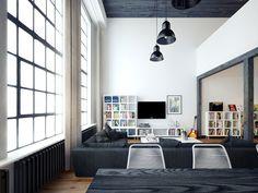Black&White Dream Home
