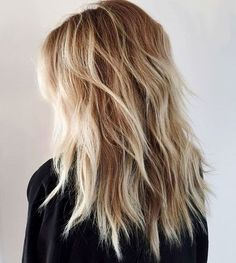Layered haircuts are one of the most popular types of hair today because they give volume and texture even to the sleekest hair.