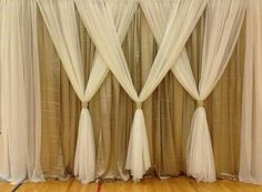 Great curtain idea