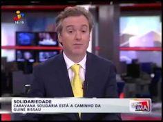 Missão Guine Lazy Millionaires League - Reportagem TVI
