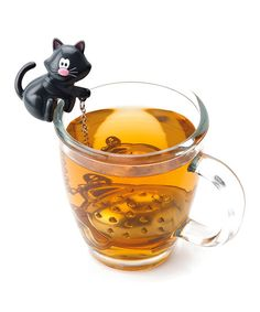 Black Meow Tea Infuser
