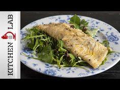 Ελληνική ομελέτα Επ.18 | Kitchen Lab TV - YouTube Turkey, Meat, Chicken, Healthy, Youtube, Food, Greek Recipes, Meal, Eten