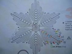 Best 9 Коледна звезда – #звезда #Коледна – SkillOfKing.Com Irish Crochet Patterns, Crochet Snowflake Pattern, Crochet Leaves, Crochet Stars, Crochet Motifs, Crochet Snowflakes, Crochet Cross, Crochet Diagram, Doily Patterns