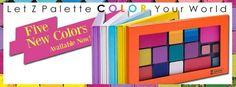 Z Palette, Let It Be, Color, Colour, Colors