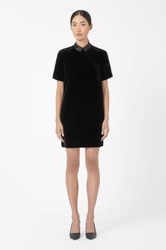 COS | Velvet dress