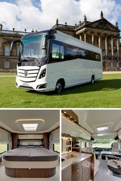 The Morelo Empire Liner Is One Motorhome That Might Turn You Into A Caravan Convert For