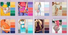 Para combinar la ropa sin cometer errores hay que tienes que tener en cuenta los colores. ¡Con estros trucos te será muy sencillo! Looks Style, Casual Outfits, Arts And Crafts, Chic, Lady, Decoupage, Spa, Fashion, Vestidos