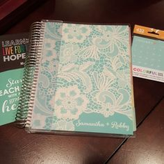 I'm the happiest girl right now :) my @erincondren wedding planner just got delivered. So excited to start planning! #weddingplanning #erincondrenweddingplanner #erincondren #plannersgonnaplan #gettingmarried