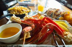 Seafood prepared to perfection, Brotula's offers great views, homey food, and a lovely ambiance. Seafood House, Steamer, Restaurants, Florida, Menu, Dining, Menu Board Design, Food, The Florida