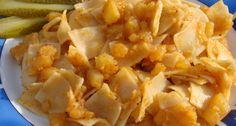 Krumplis tészta recept | APRÓSÉF.HU - receptek képekkel