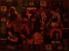AC/DC 1000 Piece Puzzle