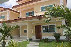 Casa Duplex no Araçagi lado Praia // 4 Suítes // 4 Vagas - QUINTAL AMPLO