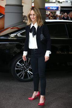 Festival de Cannes 2016. Vanessa Paradis de Chanel