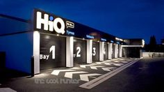 HiQ garage goes for Coolest Auto Repair Shop honors