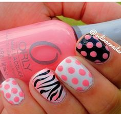 Cute nail design Pinterest Marketing Tips At: http://mkssocialmediamarketing.mkshosting.com/ More Fashion at www.thedillonmall.com Free Pinterest E-Book Be a Master Pinner http://pinterestperfection.gr8.com/