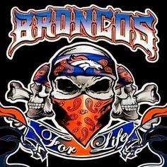 My team 4 life! Denver Broncos Tattoo, Denver Broncos Womens, Denver Broncos Football, Go Broncos, Broncos Fans, Cincinnati Bengals, Broncos Raiders, Football Helmets, Broncos Gear