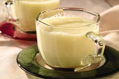 Light up the night with a Holiday Eggnog. Instant vanilla pudding, fat-free milk and rum extract combine for a Holiday Eggnog that's great for all your festive gatherings. Kraft Foods, Kraft Recipes, Holiday Treats, Holiday Recipes, Christmas Recipes, Christmas Meals, Eggnog Coffee, Fat Free Milk, Sugar Free