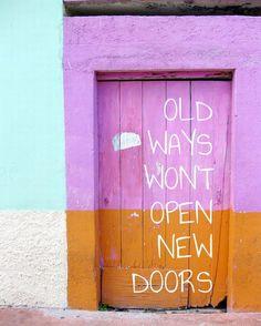 www.holisztikusfitnesz.hu - A régi utak nem nyitnak meg új kapukat!
