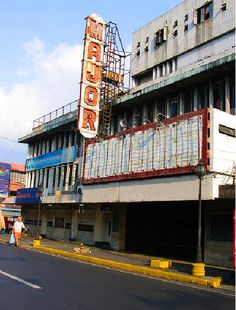 Major Theater (formerly Gay Theater) located along Singalong corner Pedro Gil Streets, District V, Paco Manila. Philippines Culture, Manila Philippines, Retro Pi, Theatres, Gay, Corner, Island, History, Pictures