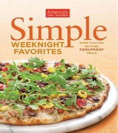 Simple weeknight favorites