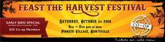 2016 Feast The Harvest Festival
