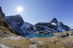 Hiking in Switzerland: The 15 most beautiful hikes Switzerland, Mount Everest, Travel Destinations, Most Beautiful, Hiking, Mountains, Nature, Outdoor, Image
