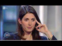 Virginia Raggi a Porta a Porta (INTEGRALE) 9/5/2017