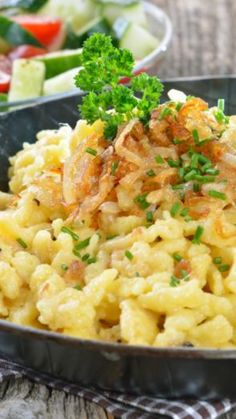 Southern German Cheese Noodles Spaetzle Serving Stock Photo (Edit Now) 83169817 Easy Pasta Recipes, Easy Meals, Cheese Noodles, Austrian Recipes, German Recipes, Austrian Food, Fermented Cabbage, Greek Dishes, Food Staples