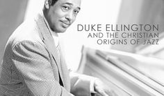 Duke Ellington the famous jazz pianist and orchestra leader, gave prolific artistic gifts to America and the world. His list of movie and musical recordings is amazing. Movie List, Movie Tv, Duke Ellington, Jazz Artists, Gifts For An Artist, News Articles, Christian Faith, Orchestra, Black History