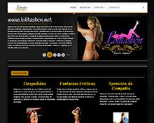 Paginas web de relax