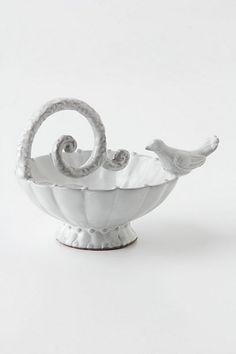 Ovate Trinket Dish #anthropologie