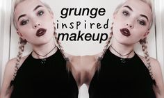 Grunge Makeup Tutorials | POPSUGAR Beauty