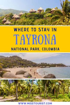 Where To Stay In Tayrona National Park, Colombia South America Destinations, South America Travel, Travel Destinations, North America, Colombia Travel, Asia Travel, Travel List, Cabo San Lucas, Sierra Nevada